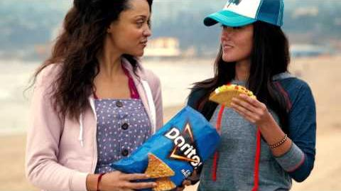 """Bag Pass"" 2013 Taco Bell Cool Ranch® Doritos Locos Tacos Commercial"
