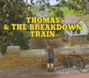 Thomas and the Breakdown Train/Gallery