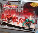 BeyWarrior Battle Pack