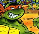 Archie TMNT characters