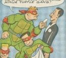 Crooked Ninja Turtle Gang (Archie)
