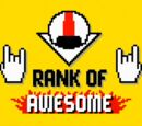 Rank of Awesome
