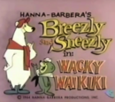 Breezly and Sneezly