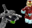 30167 Iron Man contre le drone de combat