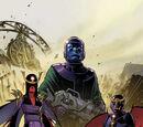 Uncanny Avengers Vol 1 8AU