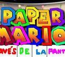 Paper Mario: A Través de la Pantalla