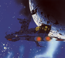 Captain Harlock's Space Pirate Ship