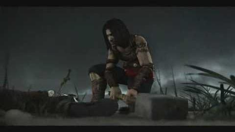 Prince of Persia Warrior Within early trailer