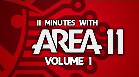 11 Minutes With Area 11