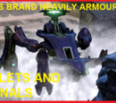 R'tas Brand Heavily Armoured Mobile Toilets and Urinals