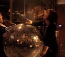 Diskokugel aus dem Studio 54