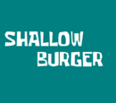 Shallow Burger