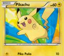 Pikachu (Fronteras Cruzadas TCG)
