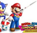 Mario and Sonic at the London 2012 Olympic Game Bloopers