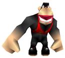 Conga el gorila