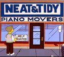 Neat & Tidy Piano Movers