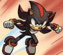 Shadow the Hedgehog (In Another Time, In Another Place)