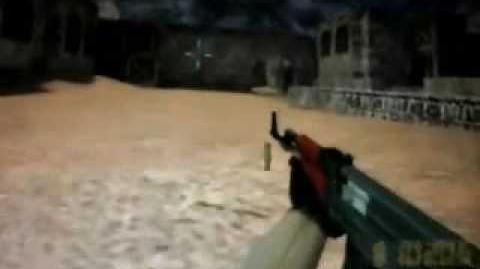 Counter-Strike 1.6 - Rifles CV-47 AK-47