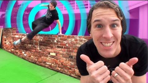SAFETY VAULT TUTORIAL ( Beginner PARKOUR ) - Jesse La Flair