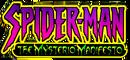 Spider-Man Mysterio Manifesto (2001) Logo.png
