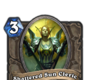 Shattered Sun Cleric
