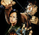 John Rambo on Rambo: First Blood Part II