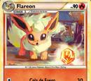 Flareon (HS Undaunted TCG)