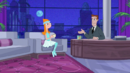 Appearing on a talk show dressed up like a water sprite.png