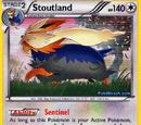 Stoutland (Fronteras Cruzadas TCG)