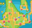 Pokémon Contest locations