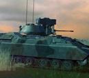 M3A1 Bradley CFV