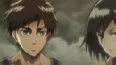 Eren and Mikasa entrust their lives to Armin.png