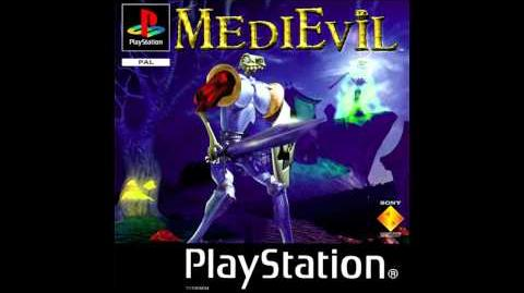 Medievil Soundtrack - The crystal Caves