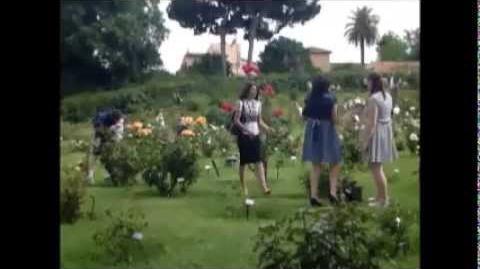 גן הוורדים של רומא - בית העלמין היהודי, 1934-1645
