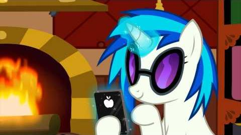 Epic Wub Time Musicians of Ponyville