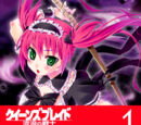 Queen's Blade Official Visual Fun Books