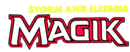 Magik (Illyana and Storm Limited Series) Vol 1 Logo.png