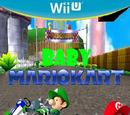 Baby Mario Kart