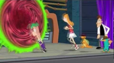 """""""Phineas & Ferb Across the Second Dimension"""" Video Game Trailer"""