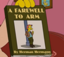 A Farewell to Arm