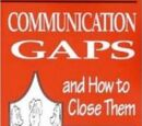 PZ0061 - Communication gaps and how to close them