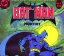 Batman Monthly (London Editions Magazines)