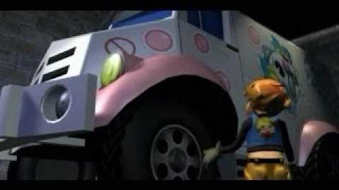 Twisted Metal Small Brawl - Sweet Tooth's Ending