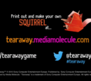 Hellotyler/Make a Tearaway Squirrel!