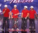 Season 6 Stunt Bikers