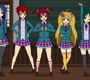 5★Stars Pretty Cure!