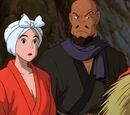 Toki (Princess Mononoke)