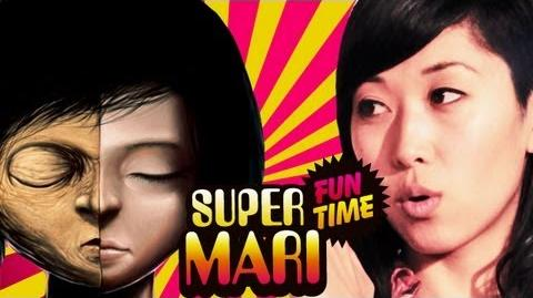 ALL DRESSED UP AND TERRIFIED (Super Mari Fun Time)