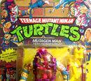 Mutagen Man Action Figures