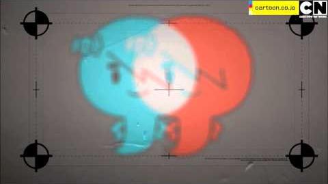 キャリーの3D劇場 - おかしなガムボール Cartoon Network